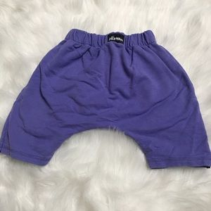 Other - 2/3T Purple Joyaltee Harem Shorts